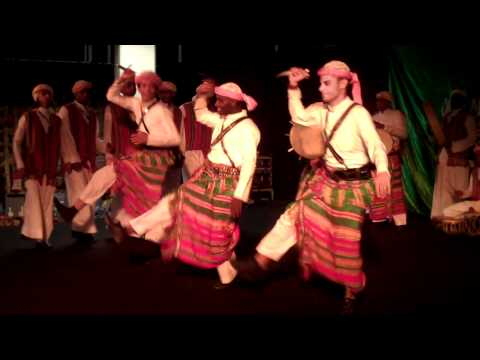 Saudi Arabian Dancers