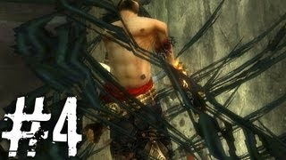 Prince of Persia : The Two Thrones - PC Playthrough - Darkness - Gameplay - Part 4