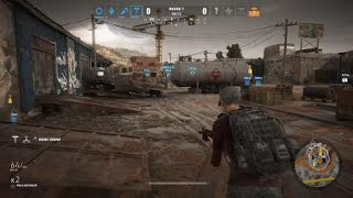Ghost Recon Medic Class