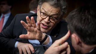 Sen. Al Franken breaks his silence: