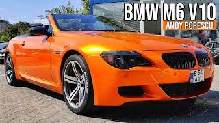 SOC IN MOTOR cu ANDY POPESCU & BMW M6