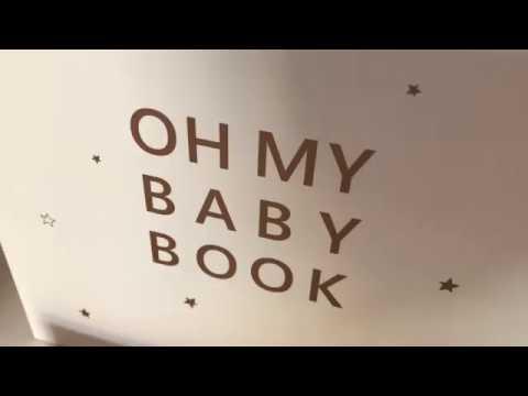 Какой подарок купить новорожденному? - Oh My Baby Book - YouTube