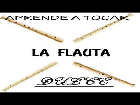 Aprende A Tocar La Flauta Dulce Lección 1 Escala De Do Mayor Notas Sol G Y La A Cdp Youtube