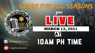 Songs for all Seasons Live Worship Jam (Acoustic Session)