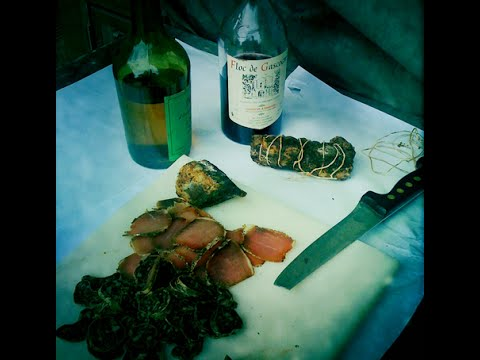 Seed to Sausage:  The Chapolards in Gascony France