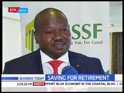 Saving for retirement-New