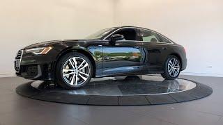 2019 Audi A6 Lake forest, Highland Park, Chicago, Morton Grove, Northbrook, IL AP8702