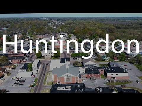 Huntingdon Tennessee In 2016