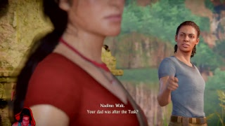 Ps4 uncharted: lost legacy adventure