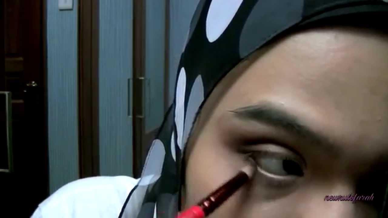 Tutorial My Hari Raya Or Eid Makeup YouTube