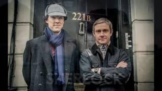 Midsomer Murders and Sherlock main theme comparison