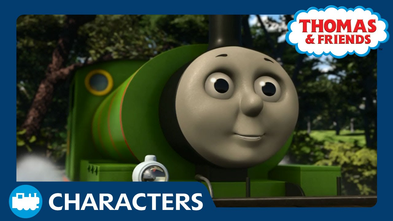 Meet Percy Meet The Engines Thomas Friends Youtube