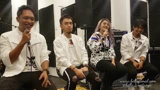 Download Sidang Media Pelancaran Lagu 'Mau' Estranged bersama Jenita Janet Mp3