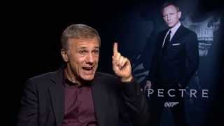 Spectre Interview - Christoph Waltz