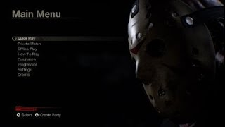 Friday the 13th: First Gameplay FAIL