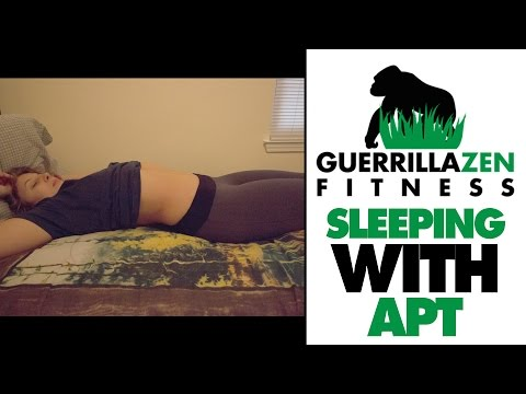 Anterior Pelvic Tilt Correction | The BEST Sleeping Position for APT!