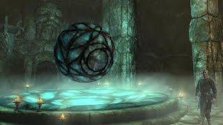 The Elder Scrolls V: Skyrim прохождение ( В глубинах Саартала )