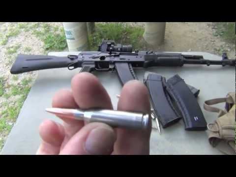 Arsenal SGL 31-94 Updated review AK 74 5.45x39