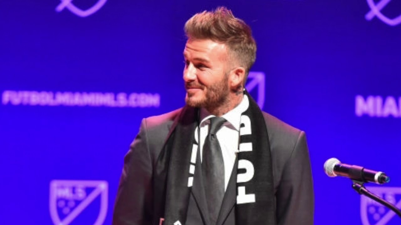 David Beckham 2018 Haircut David Beckham Chops His Hair Off