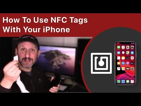 How To Use NFC Tags With Your IPhone