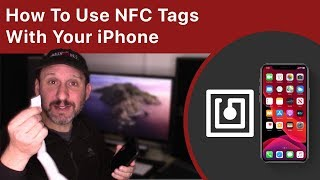 Gambar cover How To Use NFC Tags With Your iPhone