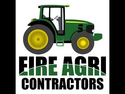 Eire Agri on Oak Field Farm Part 7 Mowing etc