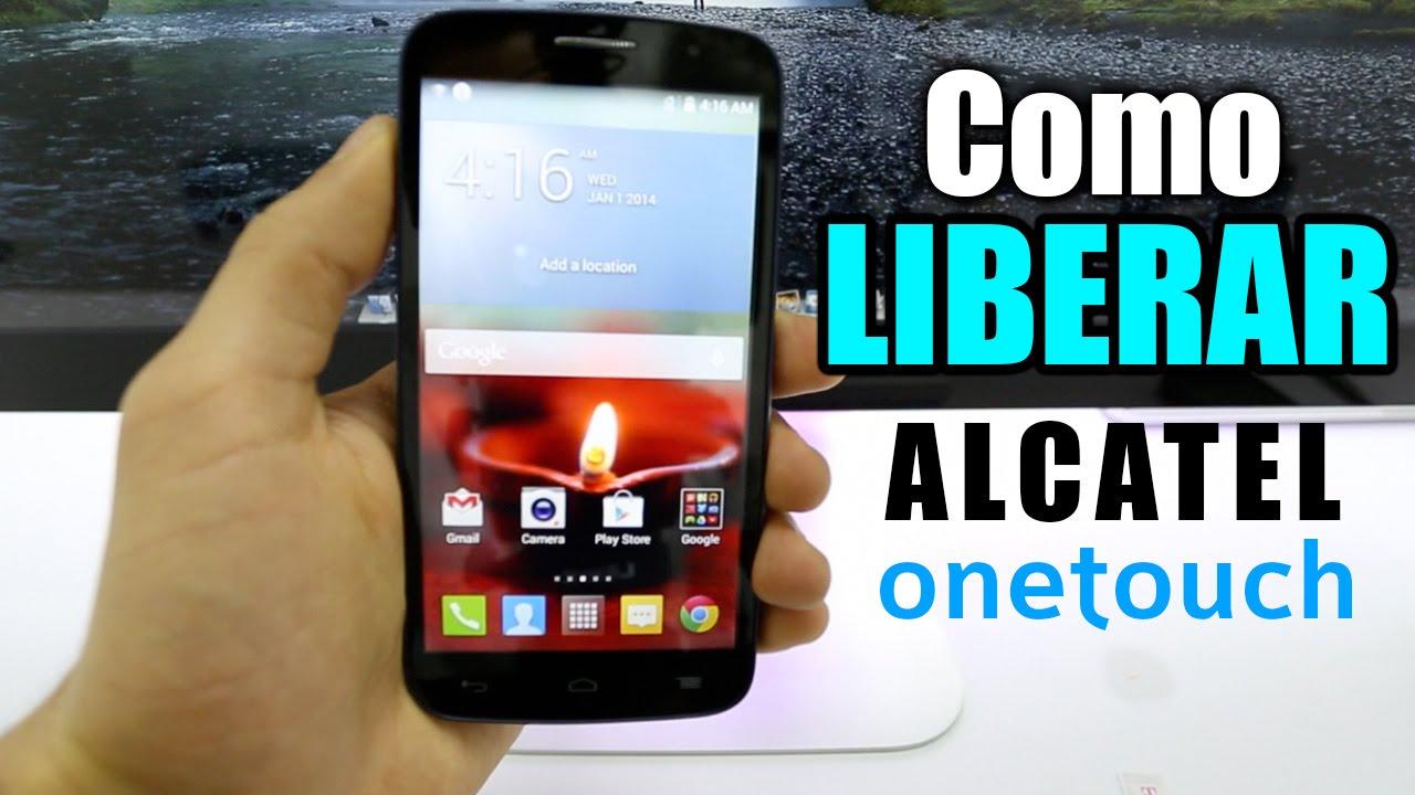 f1654c8a6b4 Como Liberar Alcatel One Touch Fierce 2 - Desbloquear Alcatel / AT&T /  Claro / Telcel / etc. - YouTube