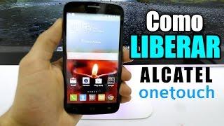 Como Liberar Alcatel One Touch Fierce 2 - Desbloquear Alcatel / AT&T / Claro / Telcel / etc.