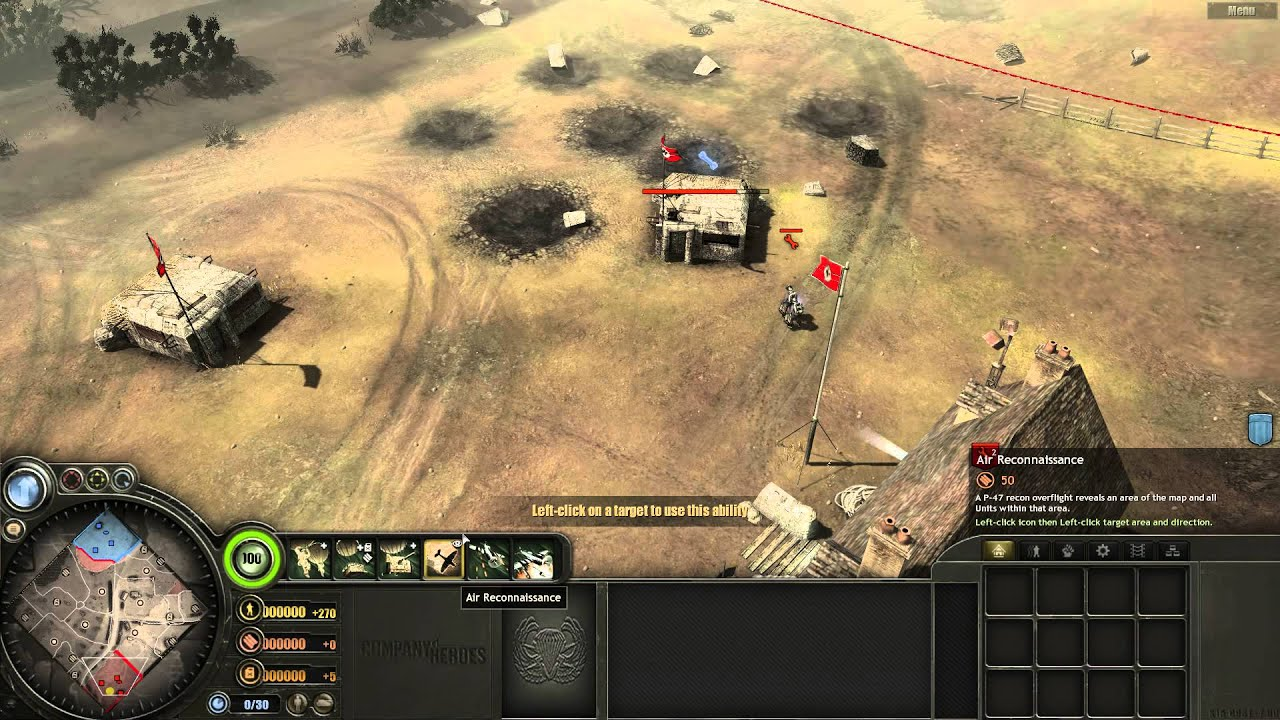 company of heroes opposing fronts trainer 2.301