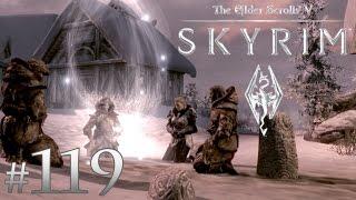 The Elder Scrolls V: Skyrim с Карном. #119 [Судьба Скаалов]