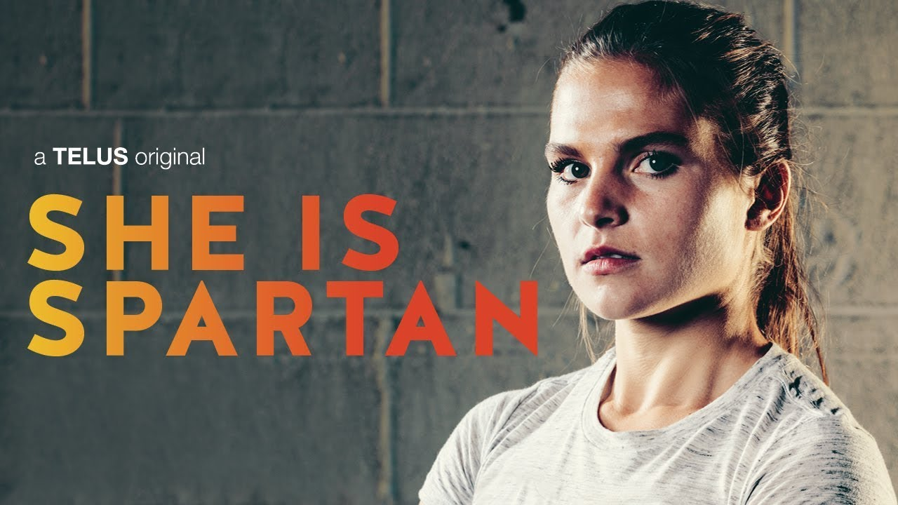 She is Spartan
