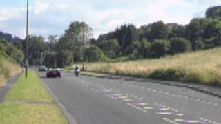 GSXR1000 pulling wheelies in medway princes avenue www.mischief-inc.co.uk