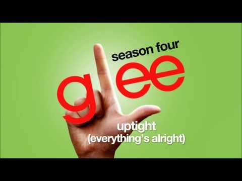 Uptight (Everything's Alright) - Glee Cast [HD FULL STUDIO]