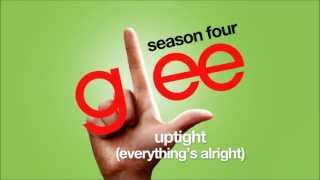 Watch Glee Cast Uptight video