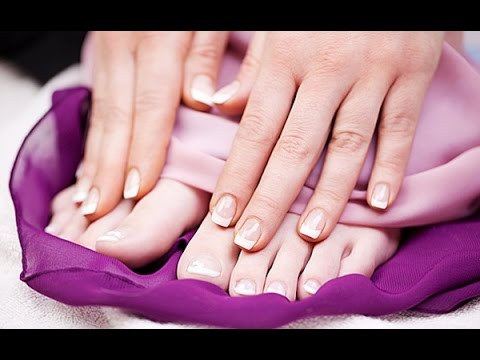 Best PEDICURE and MANICURE in Dubai (Naturopathy Touch, JLT)