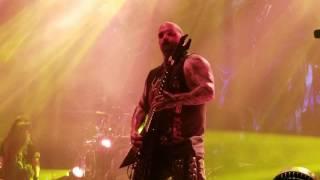 Slayer 8/4/2017 Dead Skin Mask