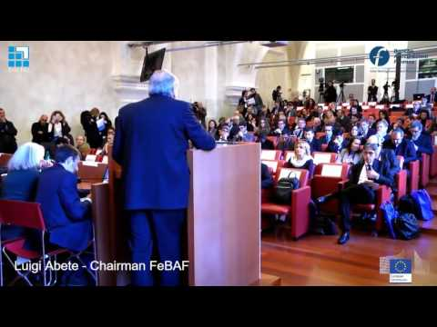 Rome Investment Forum 2016, Financing Long Term Europe - First Day (16.12.2016) - Morning Sessions