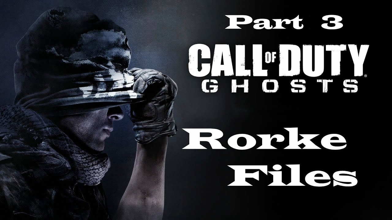 call of duty ghosts rorke files part 3 audiophile