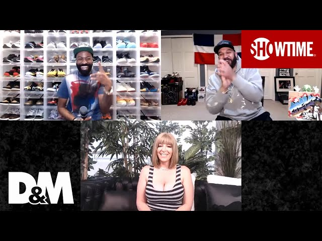 Adult Film Star Sara Jay Subs for Julia & Azealia Banks vs. Dave Chappelle | DESUS & MERO | SHOWTIME