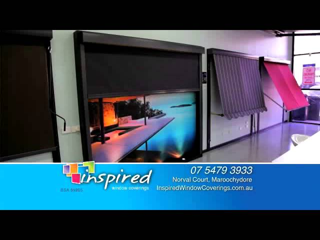 Inspired Window Coverings - Blinds - 4/ 1 Norval Ct - Maroochydore