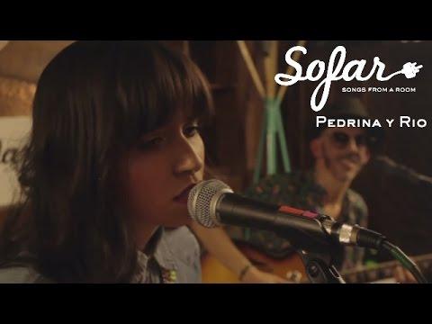 Pedrina y Rio - ¿Por qué te vas? (Jeanette Cover) | Sofar Bogotá