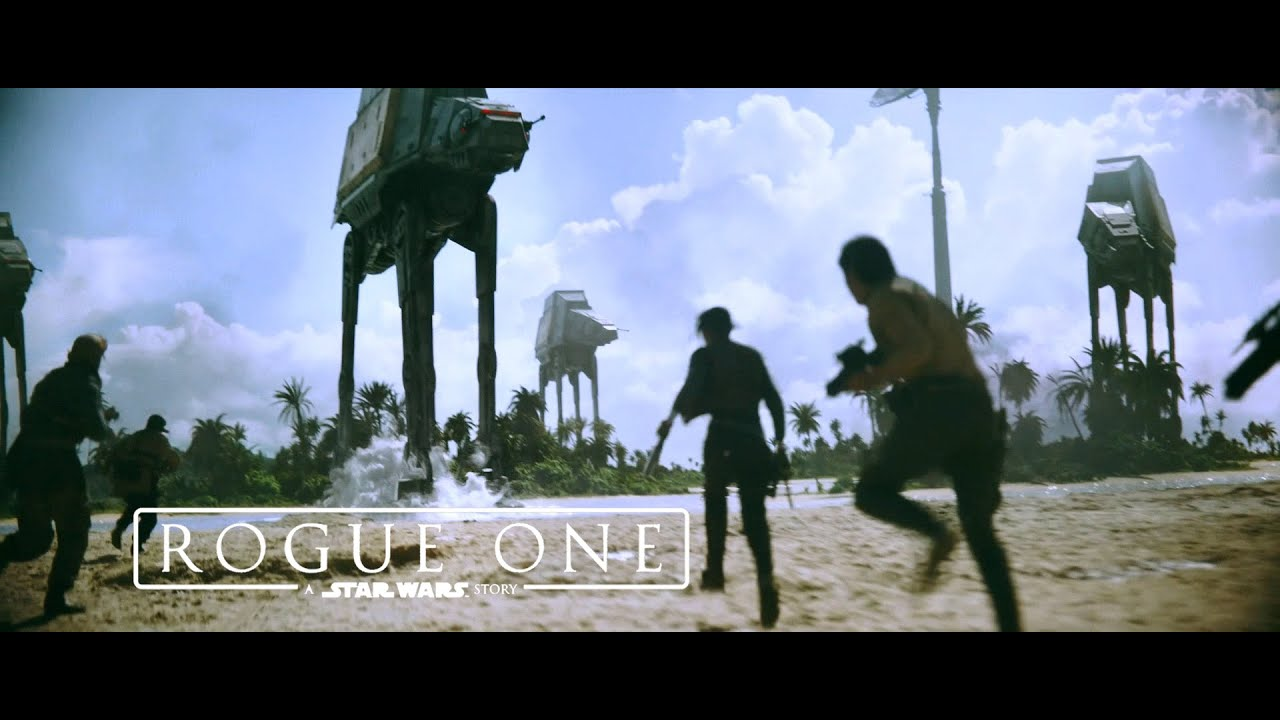 หนัง Rogue One: A Star Wars Story