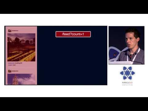 Joseph Savona - Relay: An Application Framework For React at react-europe 2015