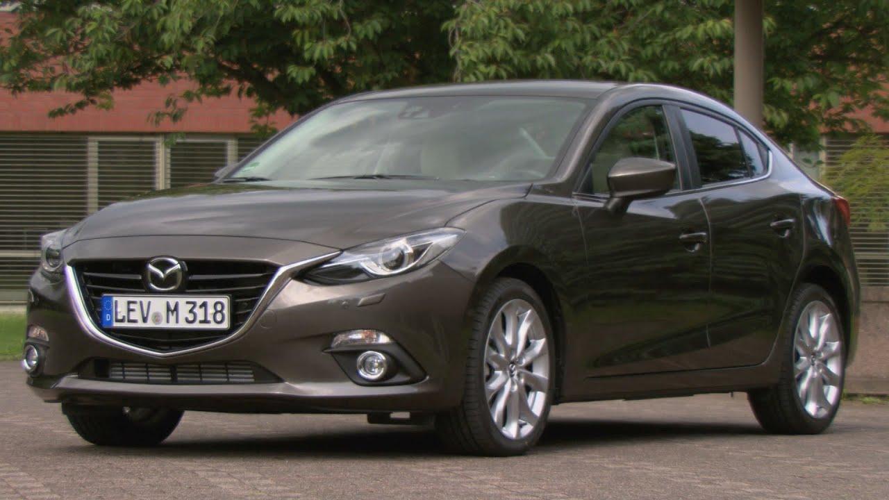 NEW 2014 Mazda3 Sedan - DESIGN - YouTube
