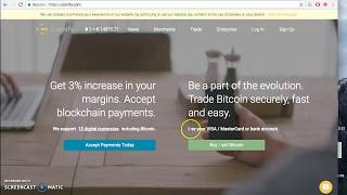 Can't get verified on Coinbase! How to Buy Bitcoin with Credit Card
