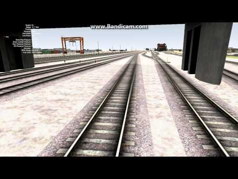 TS2015 NASA Test Train  