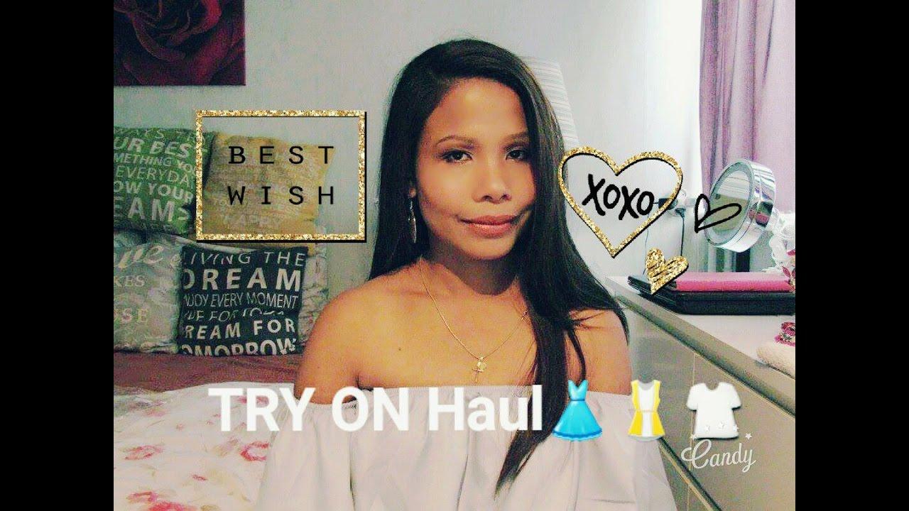 ♥︎ALIEXPRESS TRY ON HAUL ♥︎