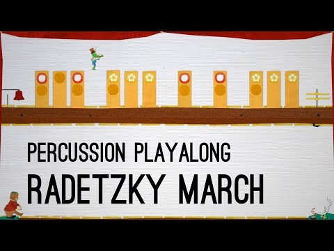 Radetzky March  Percussion