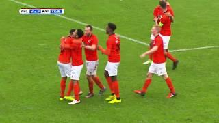 Samenvatting AFC - Katwijk (2-3)   VVKatwijkTV
