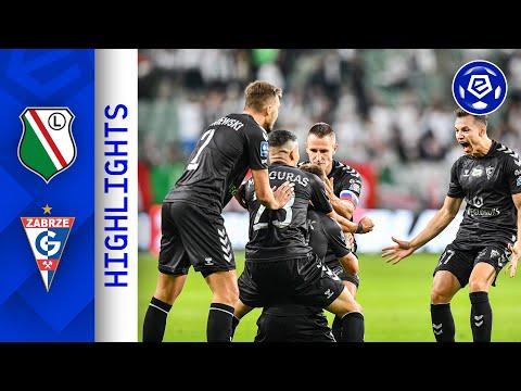Legia Gornik Z. Goals And Highlights